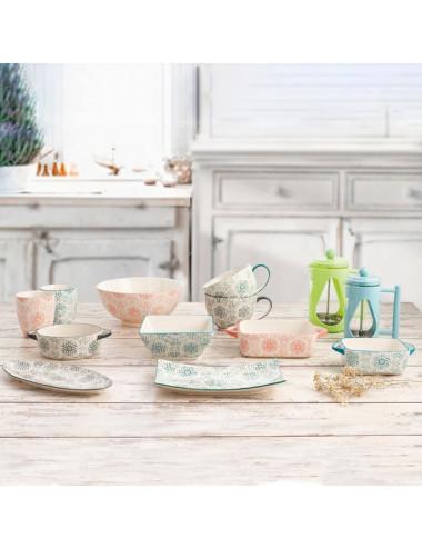 Plate Quid Porcelain (Ø 16...
